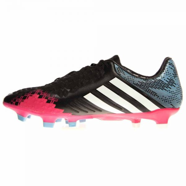 adidas Predator LZ TRX FG Womens Soccer Shoe – Black – 9.5 Soccer Outdoor Shoes
