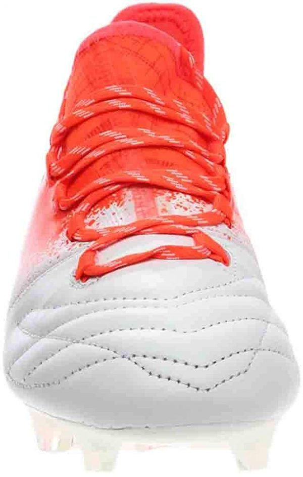 adidas X 16.1 FG Leather Womens Soccer Shoe – Solar Green – 5.5 Soccer Outdoor Shoes