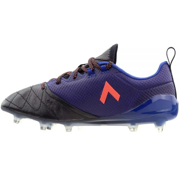 adidas Ace 17.1 FG Womens Soccer Shoe – Blue – 5.5 Soccer Outdoor Shoes