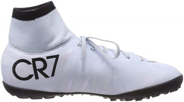 Nike Mercurial X Victory VI CR7 Turf Junior – Blue Tint – 4.5 Soccer Indoor Shoes